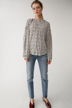 PETITE FLOWER blouse