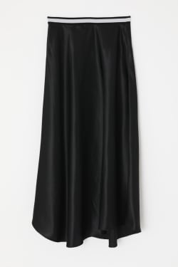 STUDIOWEAR SATIN LONG skirt