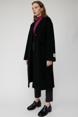 BELLANDI NO COLLAR coat