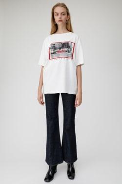 80S STREET SCENE T-shirt