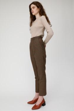 CLASSIC CHECK pants