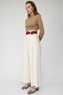 LIGHT COLOR SCHEME WIDE pants