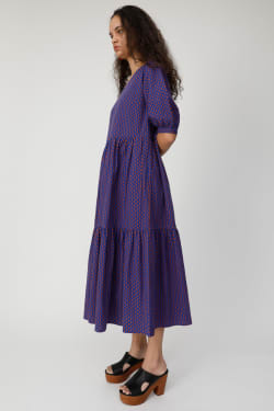 TIERED LONG Dress