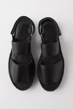JUTE SOLE STITCH Sandals
