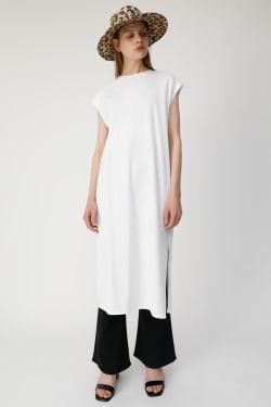Side Slit Cut Dress