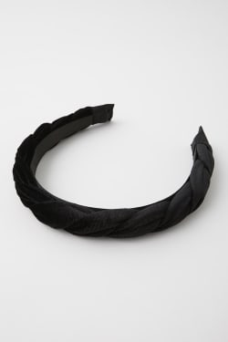 TWIST VOLUME headband