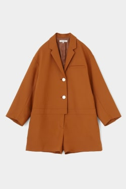 JACKET LIKE all-in-one