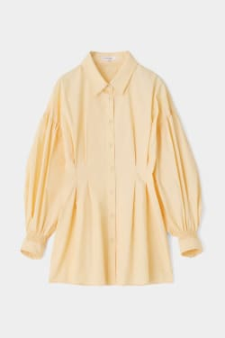 TUCK SLEEVE LONG Shirt