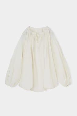 STITCH VOLUME SLEEVE blouse