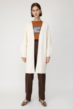 TUCK SLEEVE LONG Cardigan
