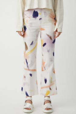 ART PATTERN RELAX Pants