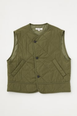 COMPACT QUILTING Vest