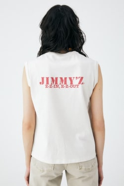 JIMMY'Z MALIBU MANIACS NO SLEEVES T-SHIRT