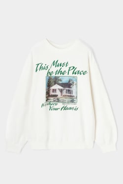HOUSE PICTURE pullover