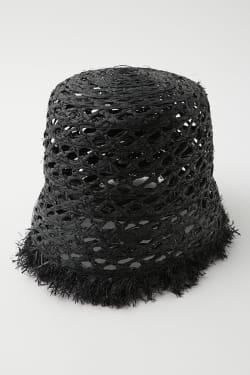 NATURAL BUCKET hat