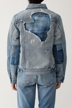 MV Rew Regular Trucker Denim Jacket