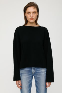 MV WOOL CASHMERE KNIT TOP