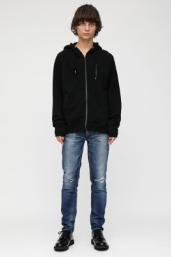 MVM ZIP UP REGULAR HOODIE