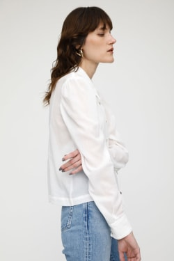 MV COTTON CHIFFON SHIRT