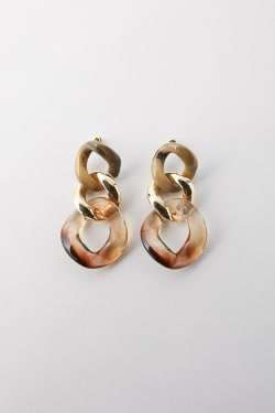HOOP COMBI EARRINGS