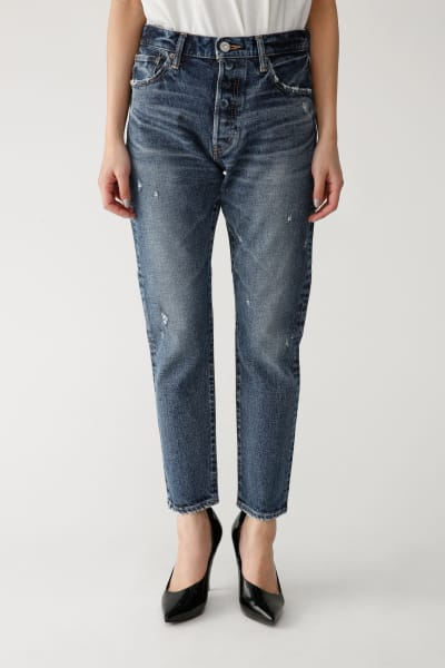 MOUSSY VINTAGE STRETCH Shell Tapered Skinny