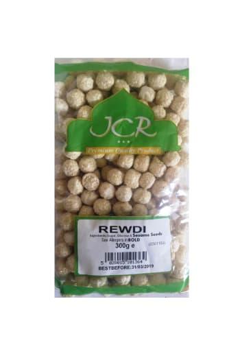 JCR Rewdi sesame seeds
