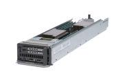 Dell PowerEdge M420 2 x E5-2450 v2 2.5Ghz Eight-Core, 64GB, 1x200GB SSD uSATA, PERC H310e, iDRAC7 Enterprise