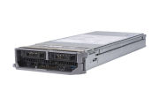 "Dell PowerEdge M640 1x2 2.5"" SAS, 2 x Gold 6132 3.0GHz Fourteen-Core, 128GB, PERC H330, iDRAC9 Enterprise"
