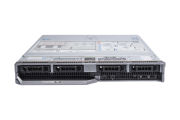 "Dell PowerEdge M830 1x4 2.5"" SAS, 4 x E5-4640 v4 2.1GHz Twelve-Core, 256GB, PERC H730, iDRAC8 Enterprise"