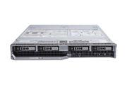 "Dell PowerEdge M830 1x4 2.5"" SAS, 4 x E5-4640 v4 2.1GHz Twelve-Core, 384GB, 4 x 1.8TB SAS 10k, PERC H730, iDRAC8 Enterprise"