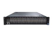 """Dell PowerEdge R720xd 1x24 2.5"""", 2 x E5-2640 2.5GHz Six-Core, 64GB, 2 x 400GB SSD SAS, PERC H710, iDRAC7 Enterprise"""