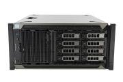 "Dell PowerEdge T440-R 1x8 3.5"", 2 x Silver 4116 2.1GHz Twelve-Core, 64GB, 8 x 10TB SAS 7.2k, PERC H730P, iDRAC9 Basic"