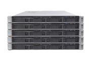 "HP Proliant DL360 Gen9 1x4 3.5"", 2 x E5-2670 v3 2.3GHz Twelve-Core, 32GB, Smart Array P440ar, HP iLO 4 Standard - 5 Pack"