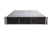 HP Proliant DL380 Gen9 1x8, 2 x E5-2650 v3 2.3GHz Ten-Core, 64GB, 4 x 1.2TB SAS, P440ar, iLO4 Standard