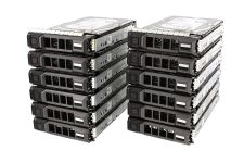 "Dell 3TB SAS 7.2k 3.5"" 6G Hard Drives **12 Pack**"
