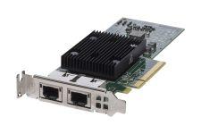 Dell Broadcom 57406 10Gb Dual Port Low Profile Network Card - 9P1N8 - Ref