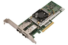Dell Broadcom 57810S 10Gb Dual Port Full Height Network Card - N20KJ - Ref