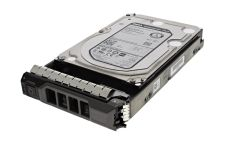 """Dell 8TB SAS 7.2k 3.5"""" 12G 4Kn Hard Drive W6YC4 - New Pull"""