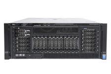 """Dell PowerEdge R920 1x24 2.5"""", 4 x E7-4830 v2 2.2GHz 10-Core, 128GB, 2 x 600GB 10k SAS, PERC H730P, iDRAC7 Enterprise"""