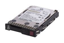 """HP 300GB 10k SAS 2.5"""" 6Gbps Hard Drive - 653955-001 For Gen8 and Gen9"""
