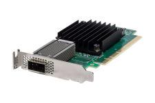 Dell Mellanox CX455A CONNECTX-4 Infiniband 100Gb QSFP+ Single Port Low Profile NIC - JJN39 - Ref