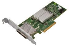 Dell 6Gb/s SAS Dual Port Low Profile External HBA 3DDJT