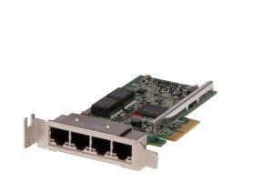 Dell Broadcom 5719 1Gb Quad Port Low Profile Network Card - YGCV4 - Ref