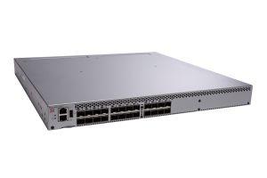 Brocade 6505 24x SFP+ Port (24 Active) Switch - NA-6505-12-0R