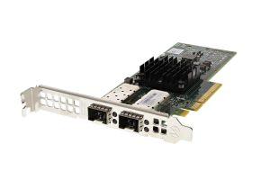 Dell Broadcom 57414 25Gb SFP28 Dual Port Full Height Network Card - CX94X - Ref