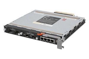 Dell Powerconnect M6220 20 x 1GbE RJ45 Ports Blade Switch w/ YY741 + U691D modules - Ref