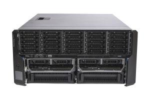 Dell PowerEdge VRTX 1x25 - 2 x M620, 2 x E5-2670 v2, 32GB, PERC H710P, iDRAC7 Enterprise
