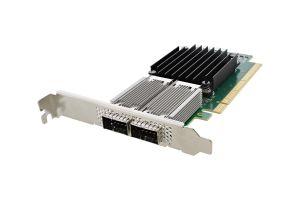 Mellanox CX456A ConnectX-4 100Gb Dual Port Full Height Network Card - Ref