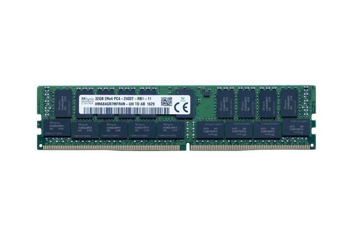 Hynix 32GB PC4-2400T-R 2Rx4 ECC HMA84GR7AFR4N-UH Ref