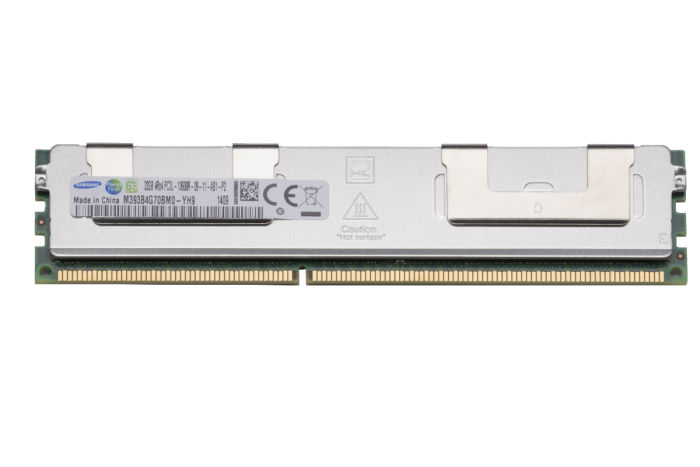 Samsung 32GB PC3L-10600R M393B4G70BM0-YH9 Ref